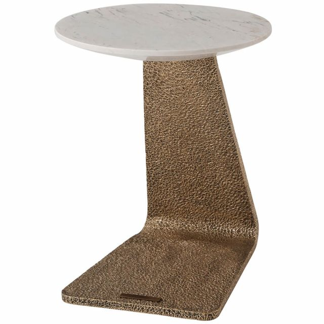 Theodore Alexander Grace Cantilever Accent Table
