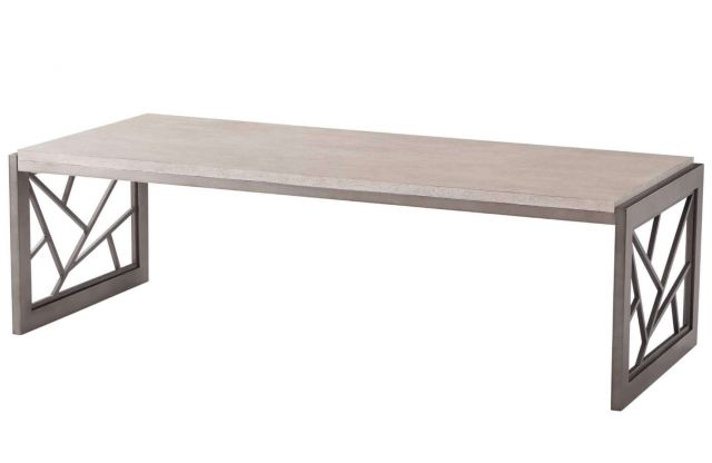 Theodore Alexander Coffee Table Fiore in Gowan Finish