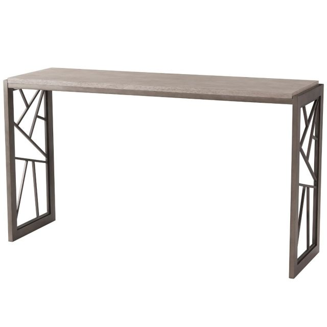 Theodore Alexander Console Table Fiore in Gowan Finish