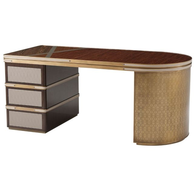 Theodore Alexander Iconic Office Desk