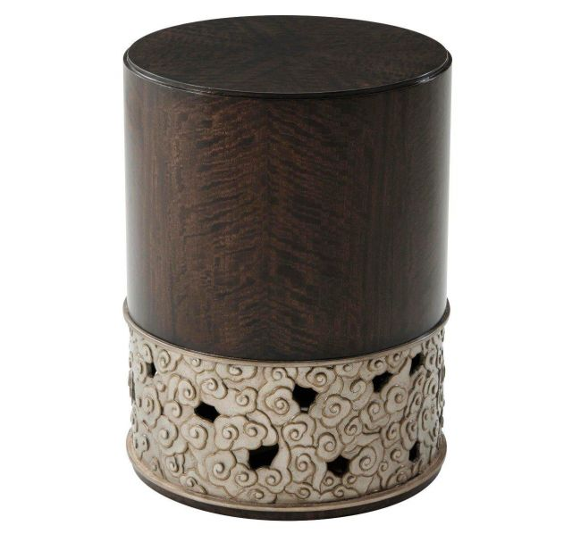 Theodore Alexander Side Table Camille