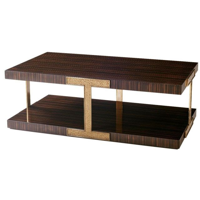 Theodore Alexander Coffee Table Tau