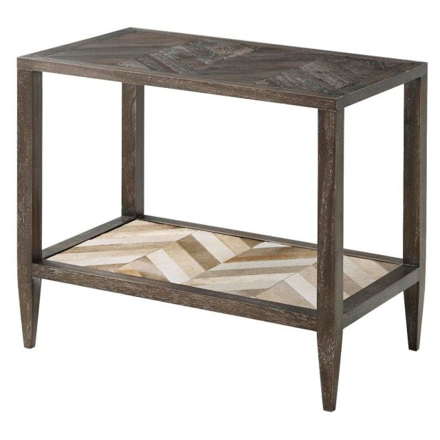 Theodore Alexander Accent Side Table Marco