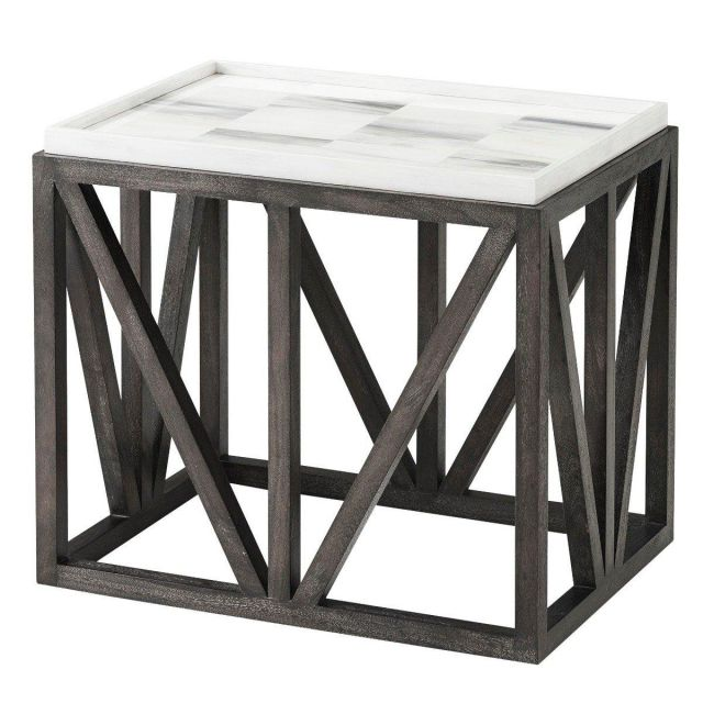 Theodore Alexander Accent Table Buda