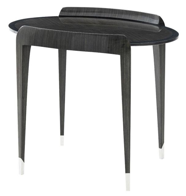 Theodore Alexander Accent Table Suspend with Steel Feet