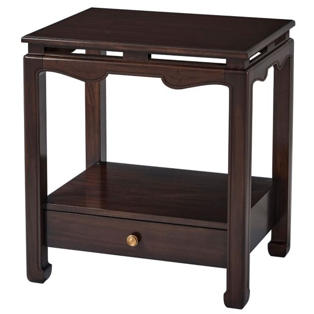 Theodore Alexander Timothy Side Table