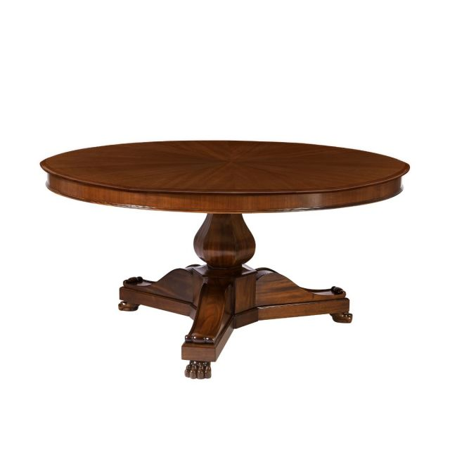 Theodore Alexander Leo Jupe Extending Dining Table