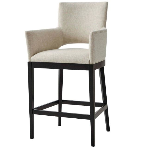 Theodore Alexander Bar Chair Carlyle - COM
