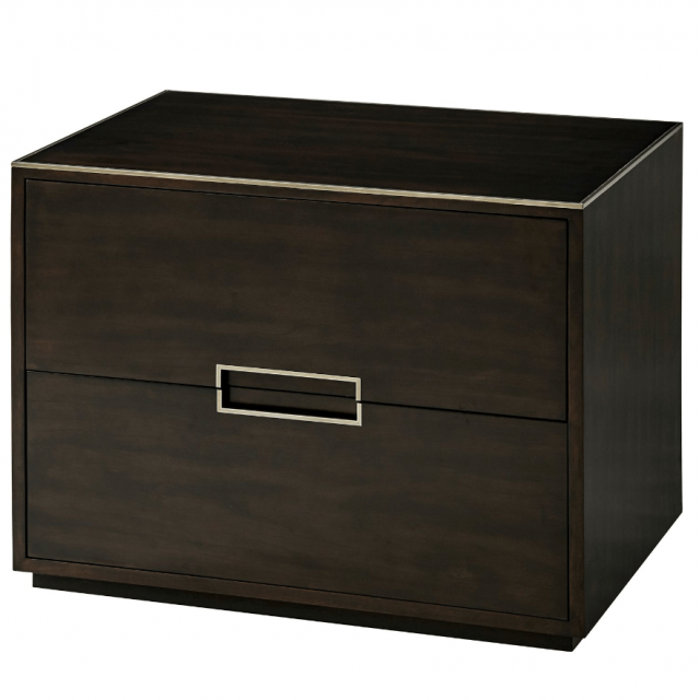 TA Studio Bedside Table Bosworth - Ossian Finish