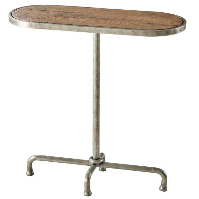 Theodore Alexander Accent Table Brenner in Echo Oak