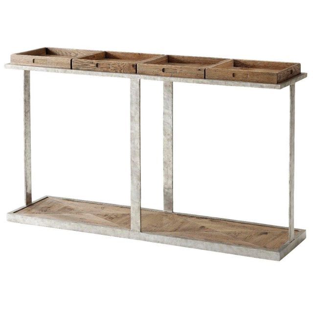 Theodore Alexander Console Table Six
