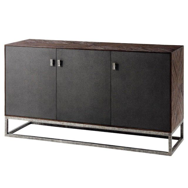 Theodore Alexander Sideboard Kemp in Dark Echo Oak
