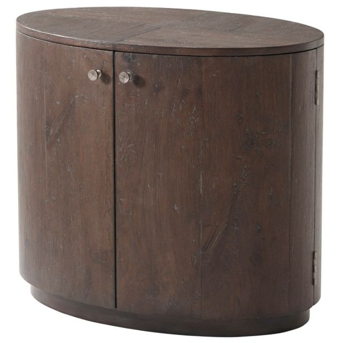 Theodore Alexander Cabinet Cavanough in Dark Echo Oak