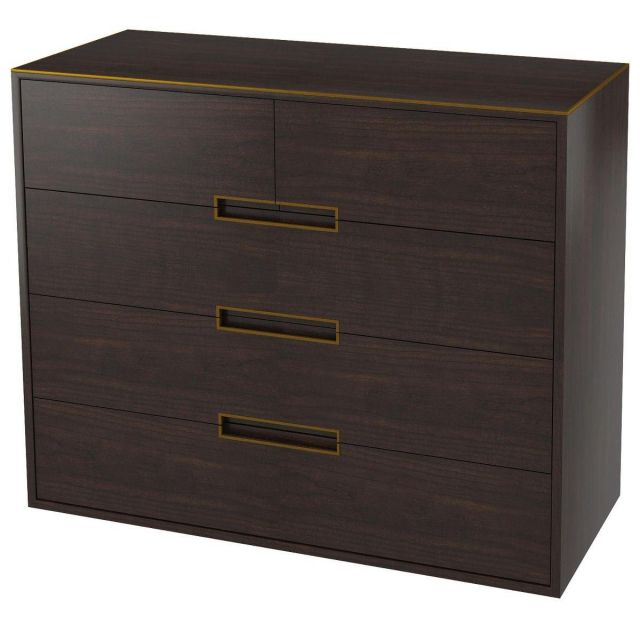 TA Studio Chest of Drawers Bosworth in Almond
