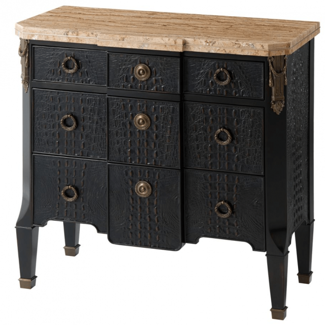 Theodore Alexander Chest of Drawers Desert