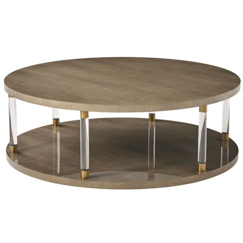 TA Studio Coffee Table Lucidity II - Sycamore