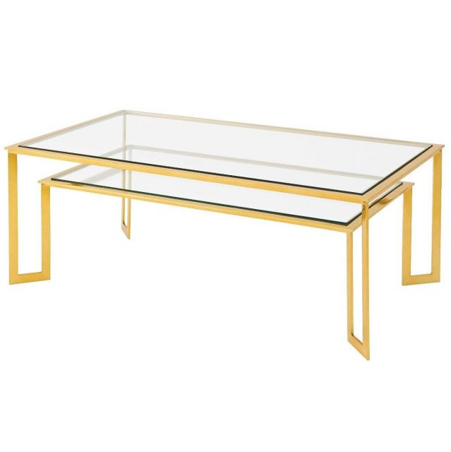 Theodore Alexander Coffee Table Mendosa