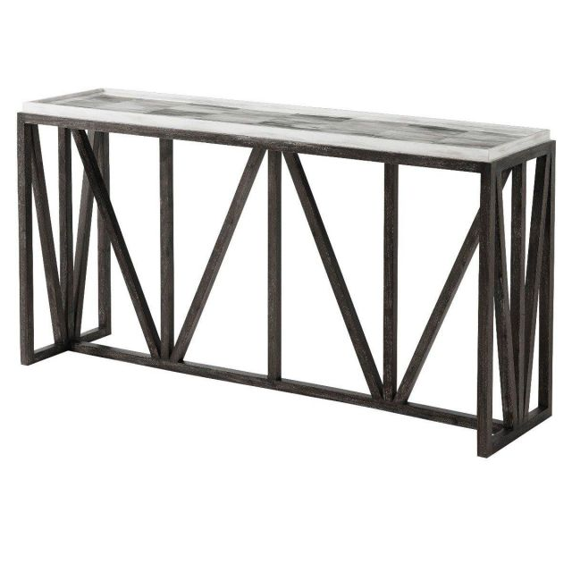 Theodore Alexander Console Table Buda