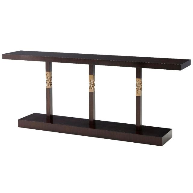 Theodore Alexander Console Table Erno