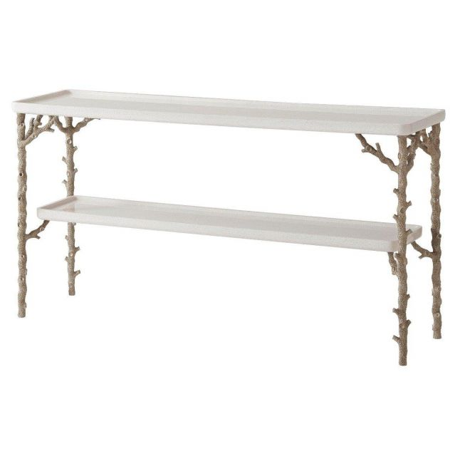 Theodore Alexander Console Table Pacific Reef
