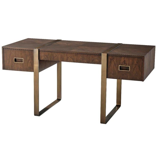 TA Studio Desk Harris in Almond