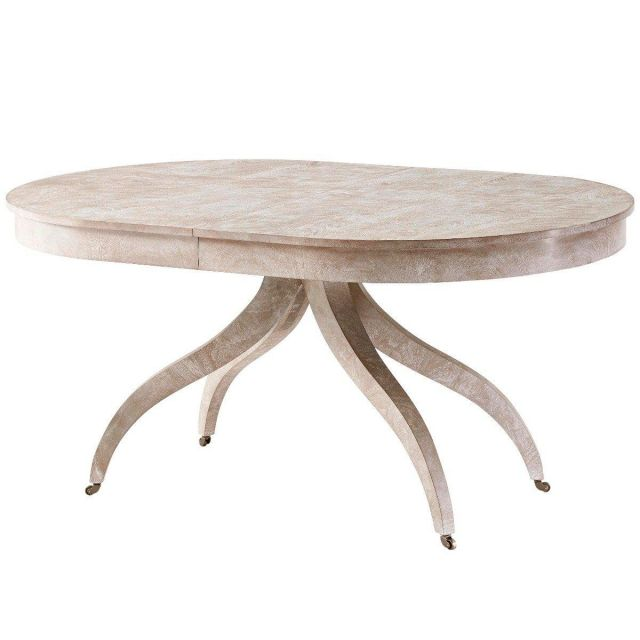 Theodore Alexander Dining Table Newman in Natural Mahogany