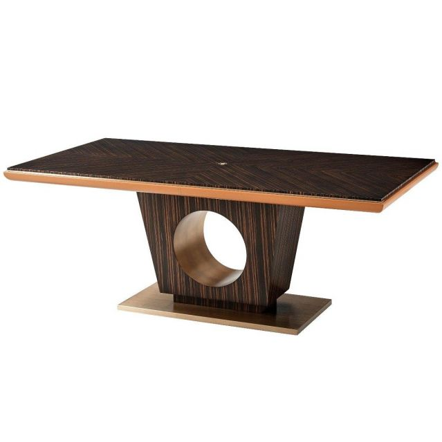 Theodore Alexander Dining Table Paradox