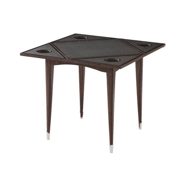 Theodore Alexander Game Table Four Fold