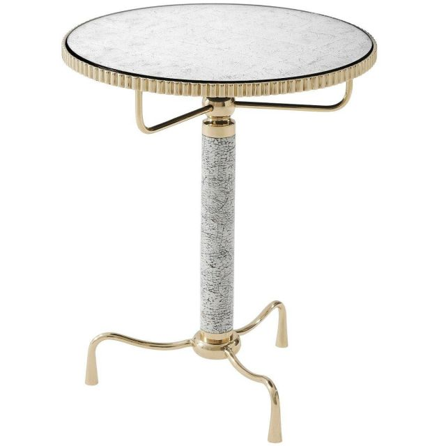 Theodore Alexander Drinks Table Sauterelle