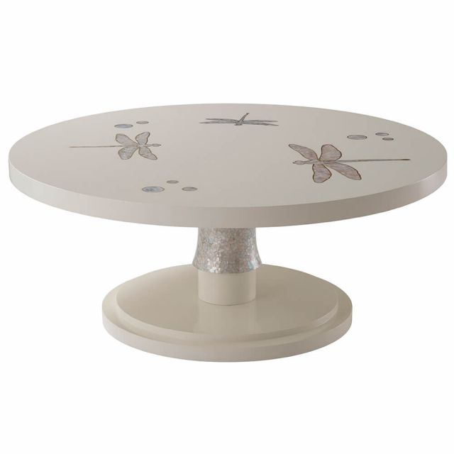 Theodore Alexander Dragonfly Coffee Table