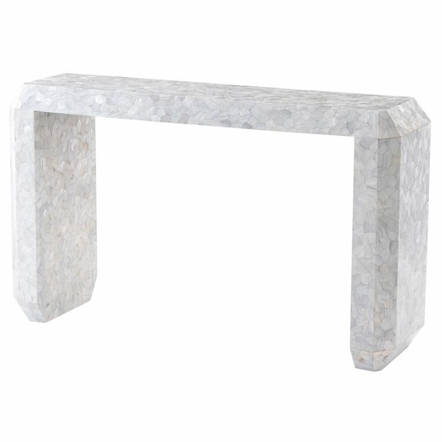 Theodore Alexander Diamante Console Table