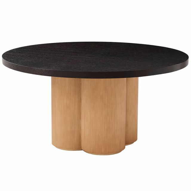 Theodore Alexander Reed Round Dining Table
