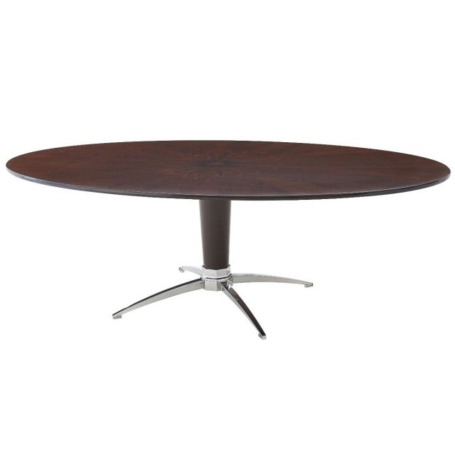 Theodore Alexander Dining Table Sleek