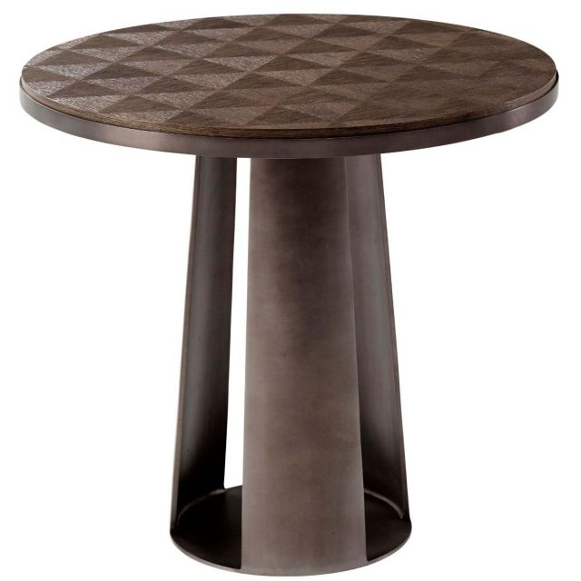 Theodore Alexander Large Side Table Onofrio