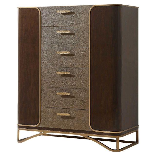 Theodore Alexander Tall Chest of Drawers Palos