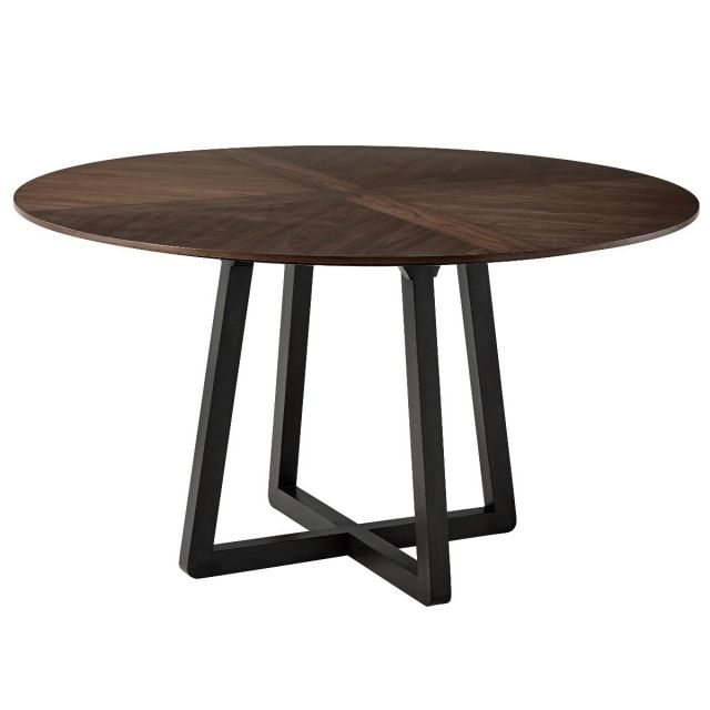 TA Studio Round Dining Table Edwin