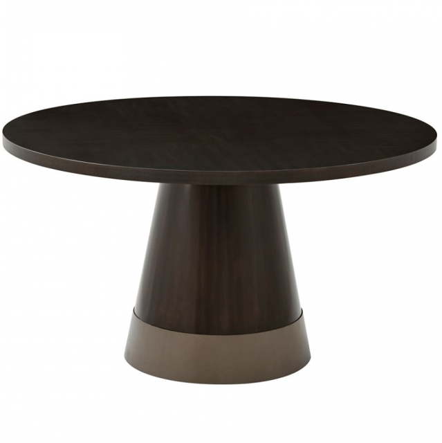 TA Studio Small Round Dining Table Huett Cuthbert in Ossian