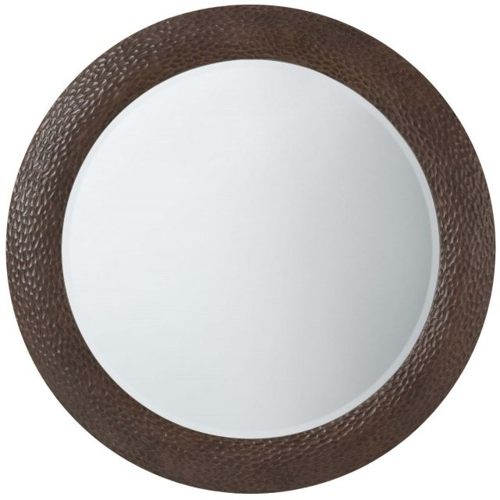 Theodore Alexander Round Wall Mirror Palmiro