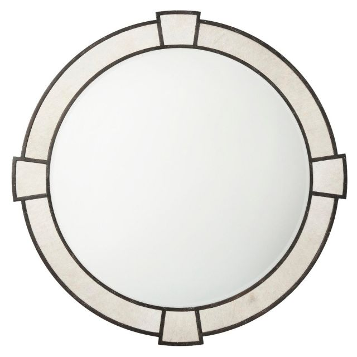 Theodore Alexander Round Wall Mirror Rocky Hill