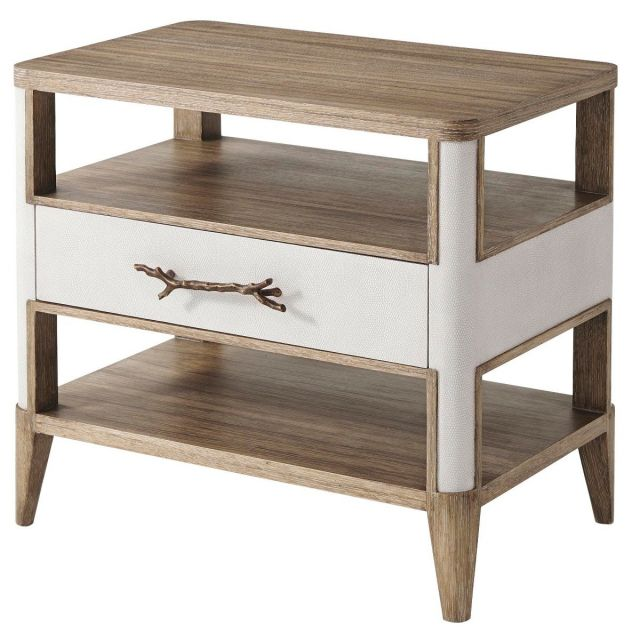 Theodore Alexander Side Table Brandon