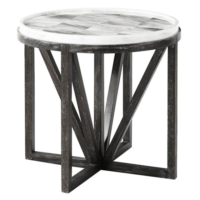 Theodore Alexander Side Table Buda