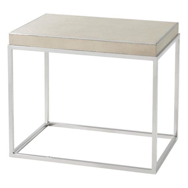 TA Studio Side Table Fisher in Overcast