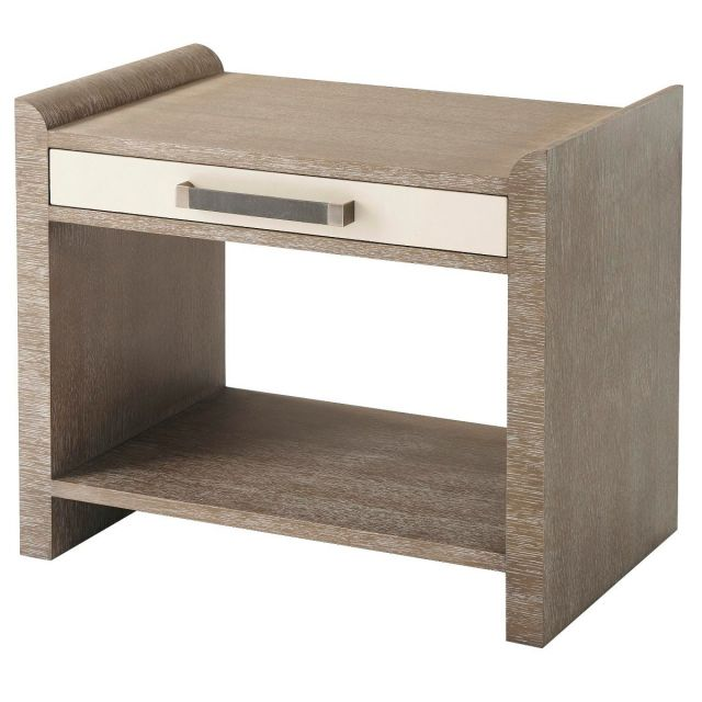 Theodore Alexander Side Table Irvington