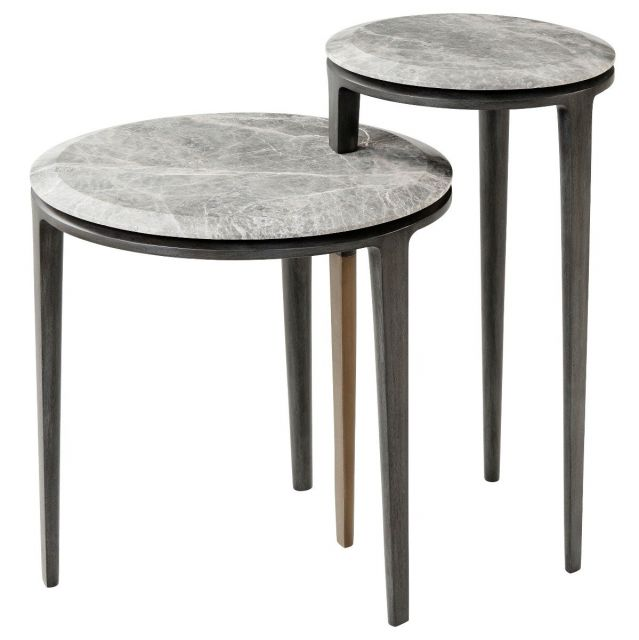Theodore Alexander Side Table Lotus