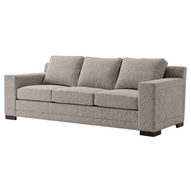 TA Studio Large Sofa Ravenswood in Pebble