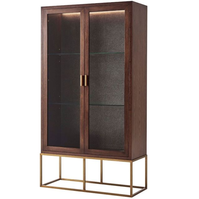TA Studio Display Cabinet Moore