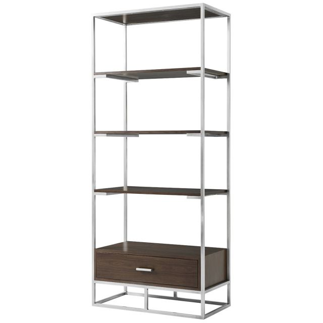 TA Studio Etagere Fisher in Nickel