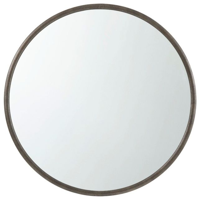 TA Studio Round Wall Mirror Orbital in Tempest