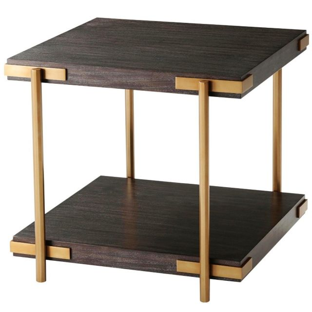 TA Studio Side Table Zara in Rowan