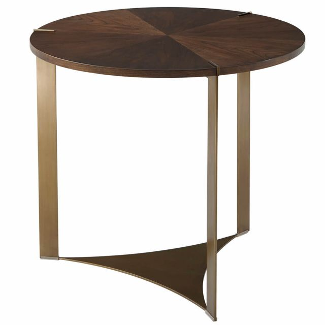 TA Studio Side Table Mathieu - Almond Finish